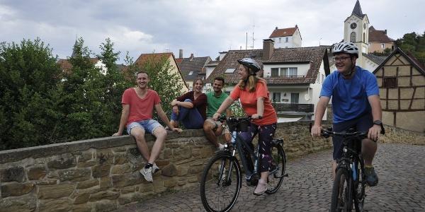 Historische Brücke Lauterecken