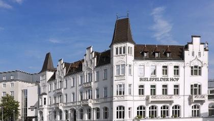 Außenansicht Hotel Bielefelder Hof