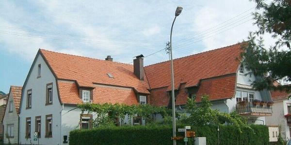 Hausansicht Gästehaus Herrmann