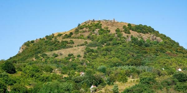 Zrúcanina hradu Csobánc