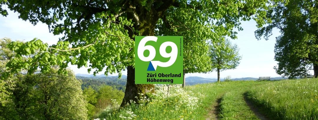 Gyrenbad bei Turbenthal Höhenweg