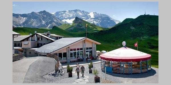 Restaurant Hahnenmoospass