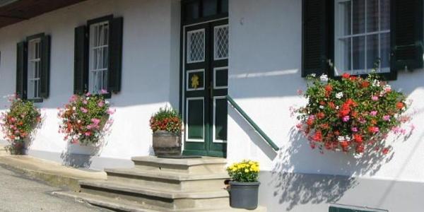 Stefan´s Gästehaus Eingang