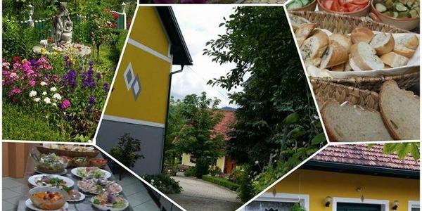 Buschenschank Gästezimmer Oswald - Spitzlgodi