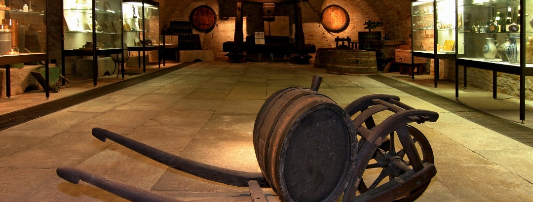 Weck, Worscht un Woi - Weinbauabteilung im Stadtmuseum Bad Dürkheim