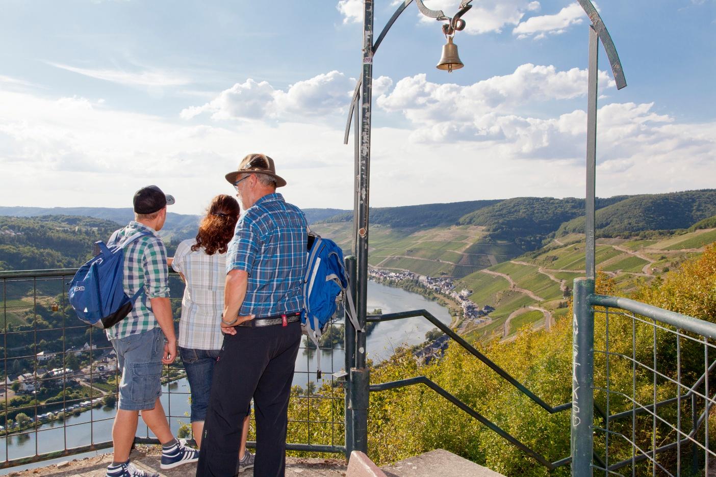 Ausblick vom Collis Turm