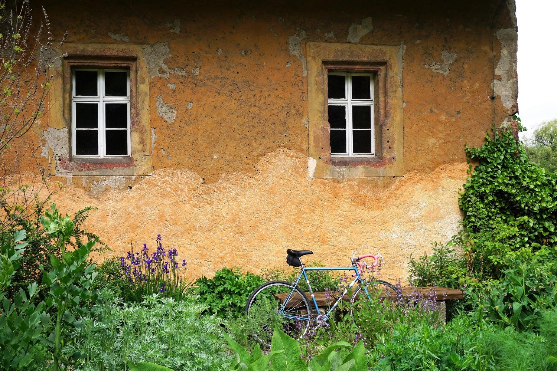 Kräutergarten im Kloster Buch an der Obstland-Route