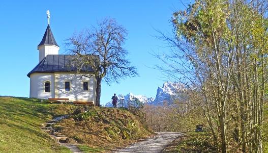 Antonius Kapelle im Kaisertal
