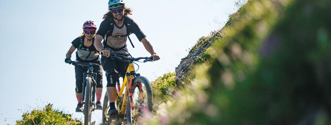 pinkbike Trail Shooting