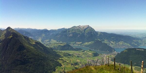 Buochserhorn, summit