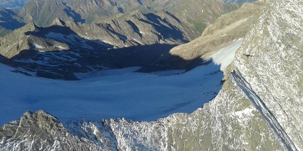 Gletscherkar des Hochfeilers