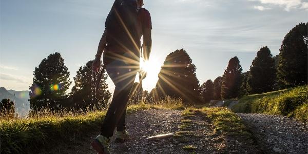 Camminata alla monte del Seurasas