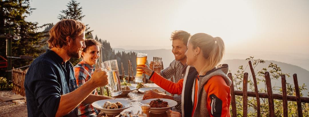 Genuss in Oberstaufen
