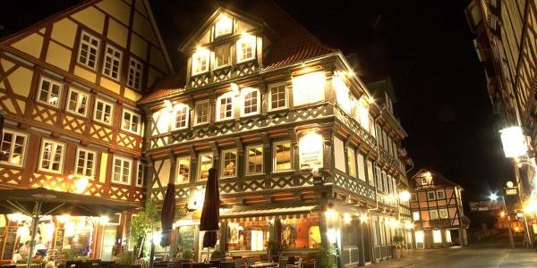 Fachwerk Hotel Eisenbart