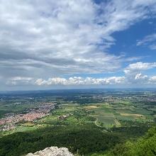 Ausblick vom Breitenstein