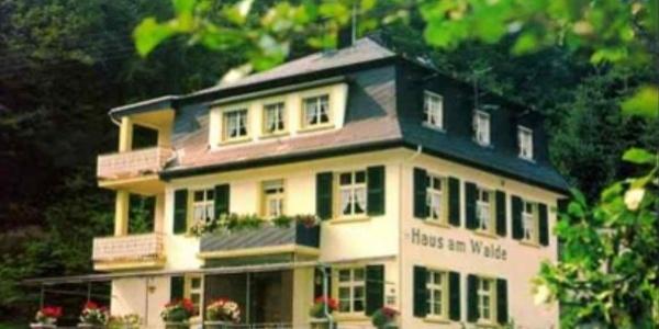 Pension Haus am Walde