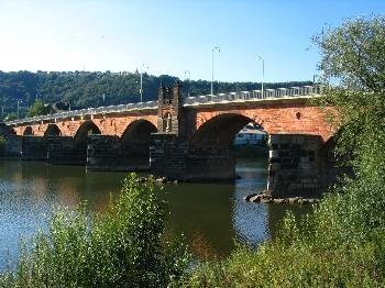 Foto: Römerbrücke