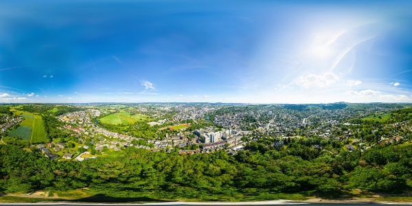 360° Blick vom Kalsmunt (z.Zt. leider nur virtuell möglich)