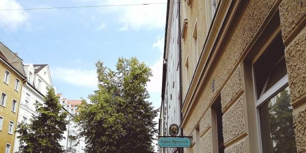 Salon Irkutsk von Außen