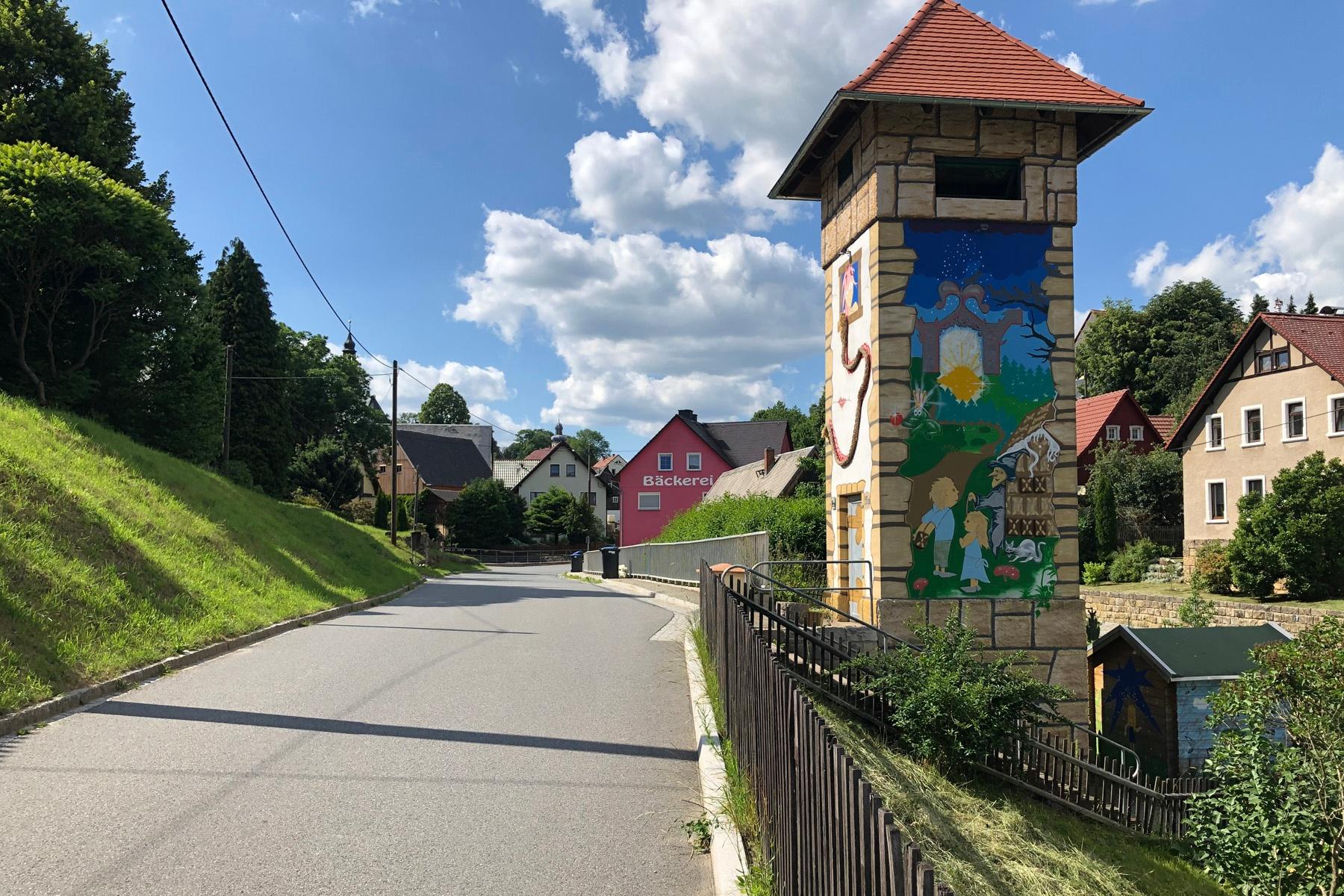 Märchenturm Ulbersdorf