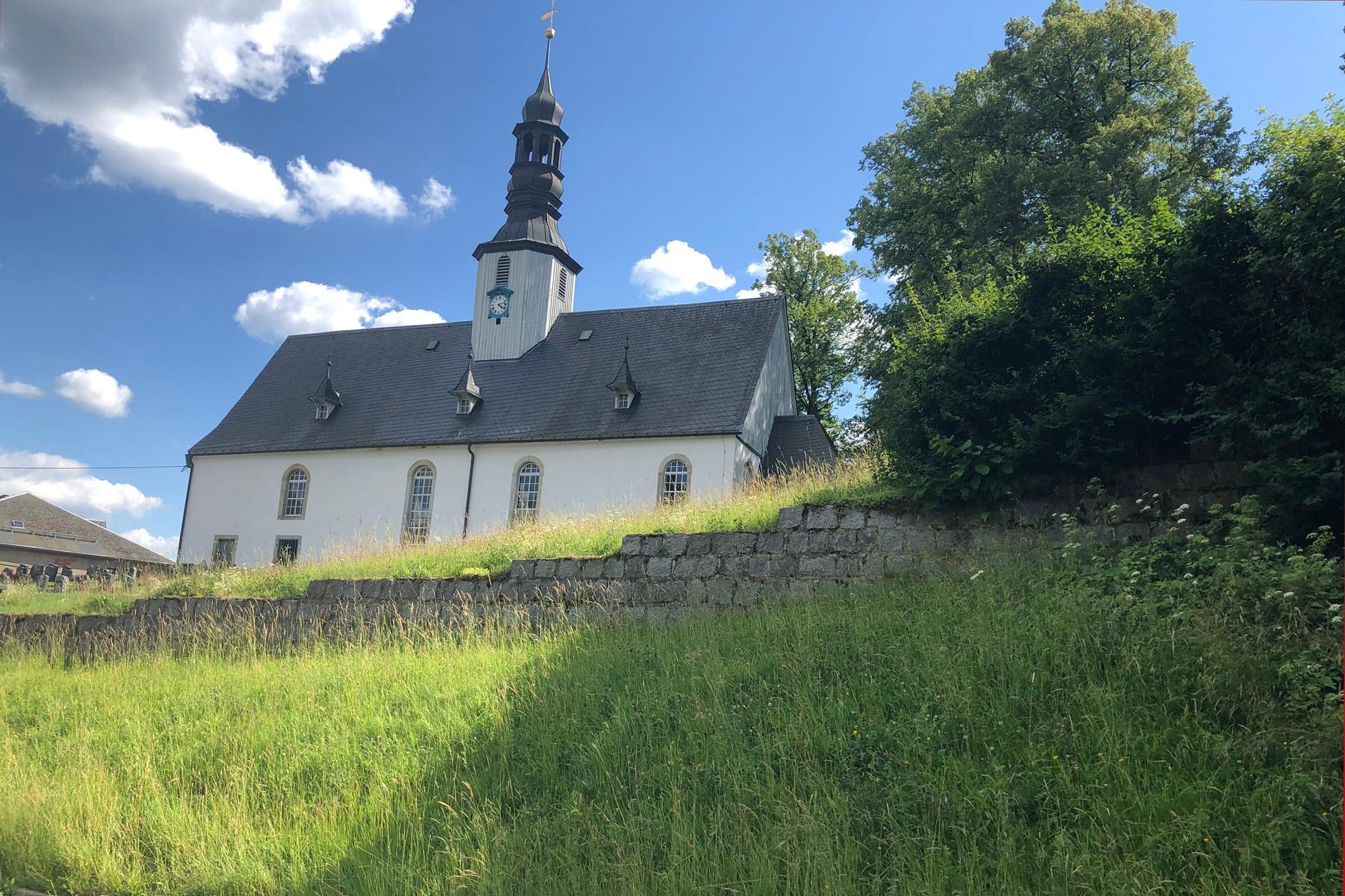 Kirche Ulbersdorf