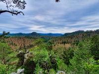 Foto Aussicht vom Großen Pohlshorn