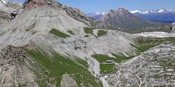 Badia - Val de Valacia - Puez