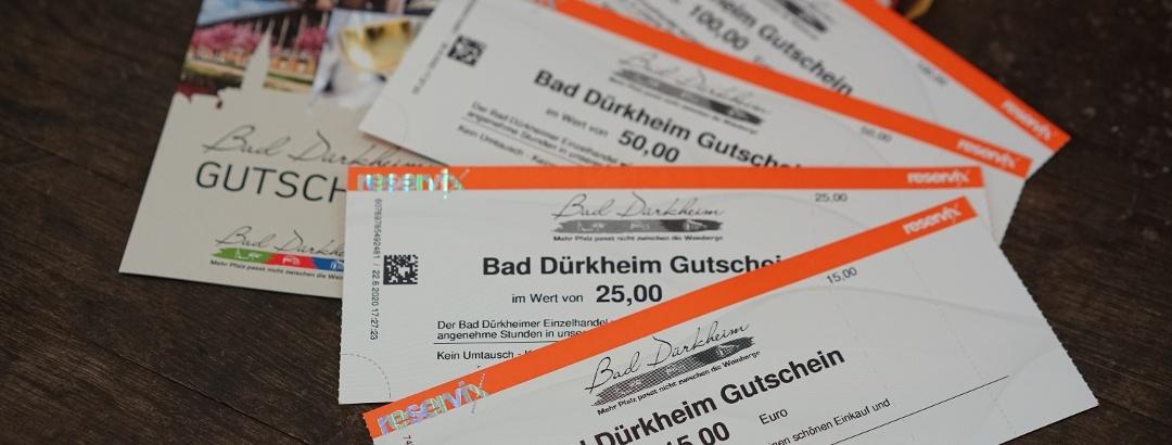 Bad Dürkheim Gutscheine