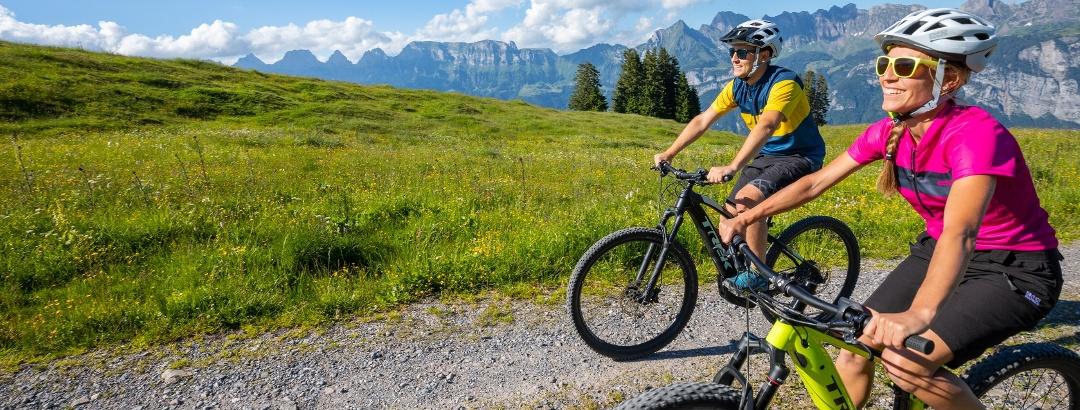 E-Bike Flumser Kleinberg