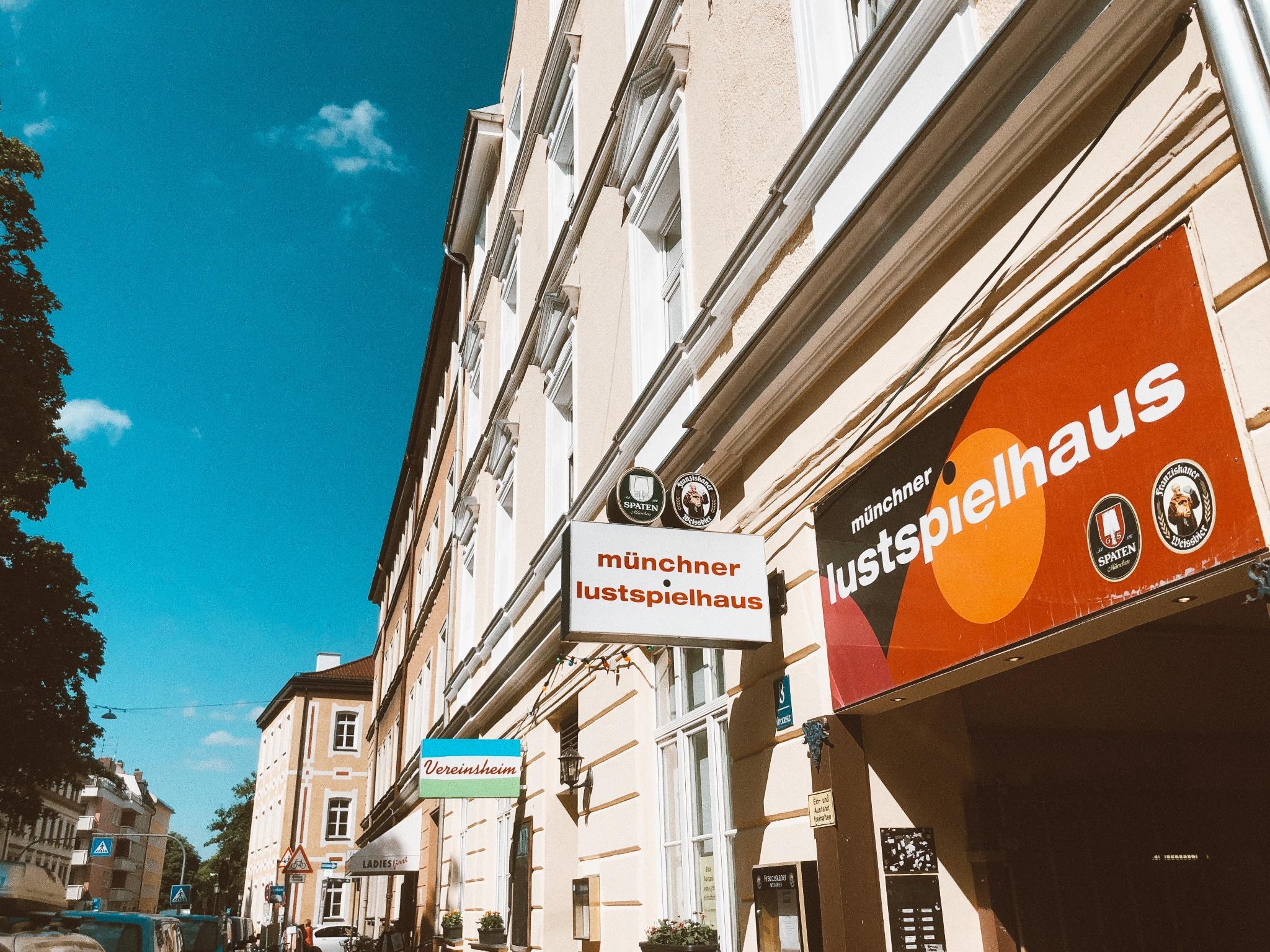 Lustspielhaus • Night-Life » outdooractive.com