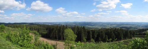 Sauerland-Höhenflug: Von Lenhausen nach Weuspert