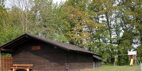 Grillhütte am Sportplatz Bühren