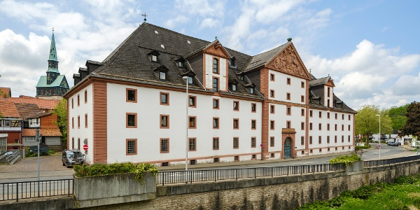 Harzkornmagazin Osterode (Rathaus)