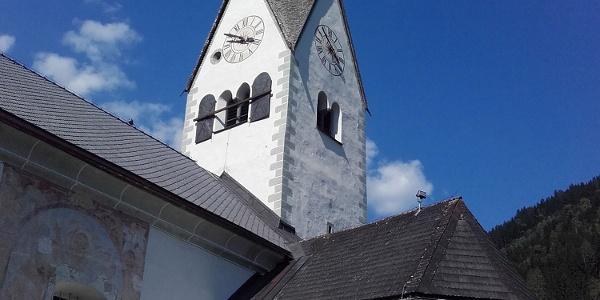 Die Kirche von Treffen