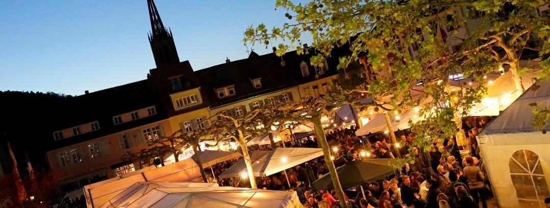 Stadtfest Bad Dürkheim Stadtplatz