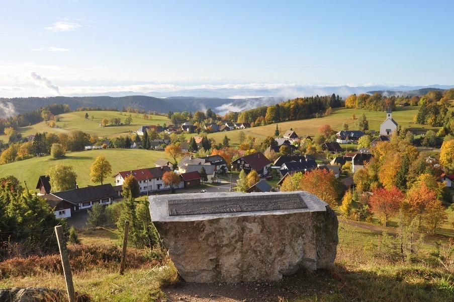 25 Bergbauweg Dachsberg ab Urberg