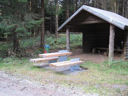 Schutzhütte Balver Wald