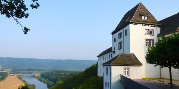 Schloss Fürstenberg mit Museum und Porzellanmanufaktur
