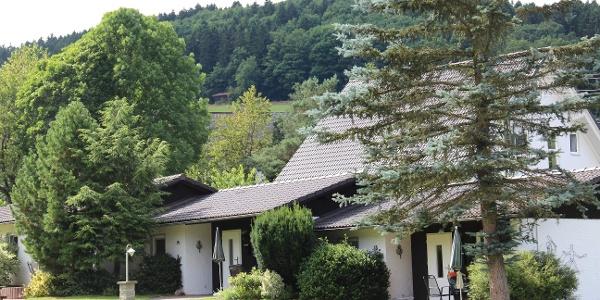 Außenansicht, Ferienhäuser Mittelhof