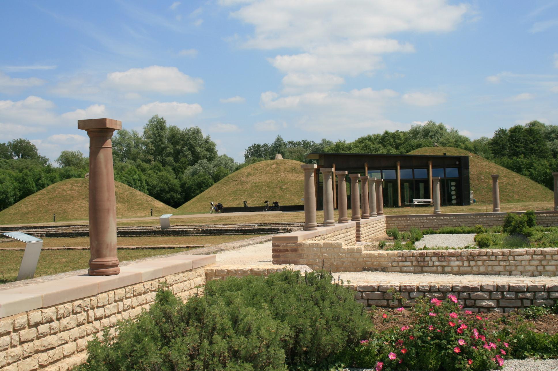 Fürstinnengrab des Europäischen Kulturparks