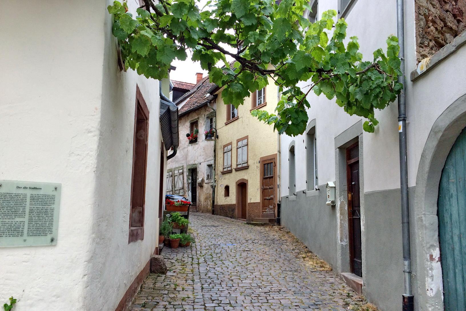 Barocke Altstadt in Blieskastel