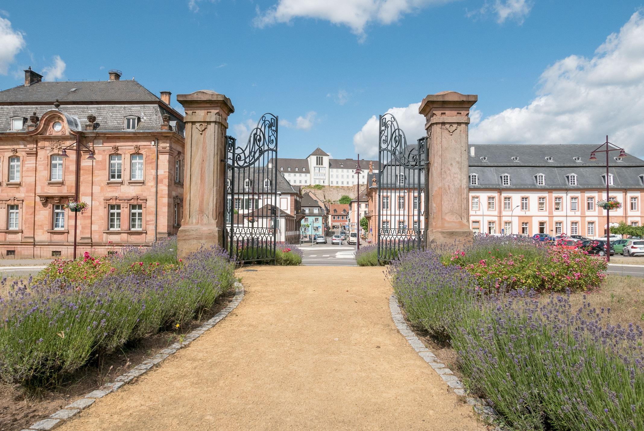Barocke Altstadt von Blieskastel