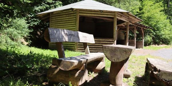 Finnenhütte bei Nitztal