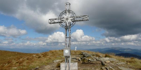 Gipfelkreuz Rappoldkogel
