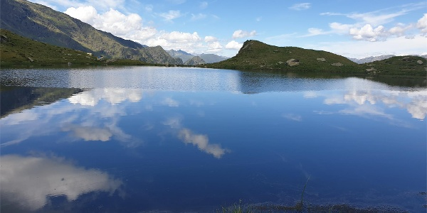 Passeggiata al lago Faglssee