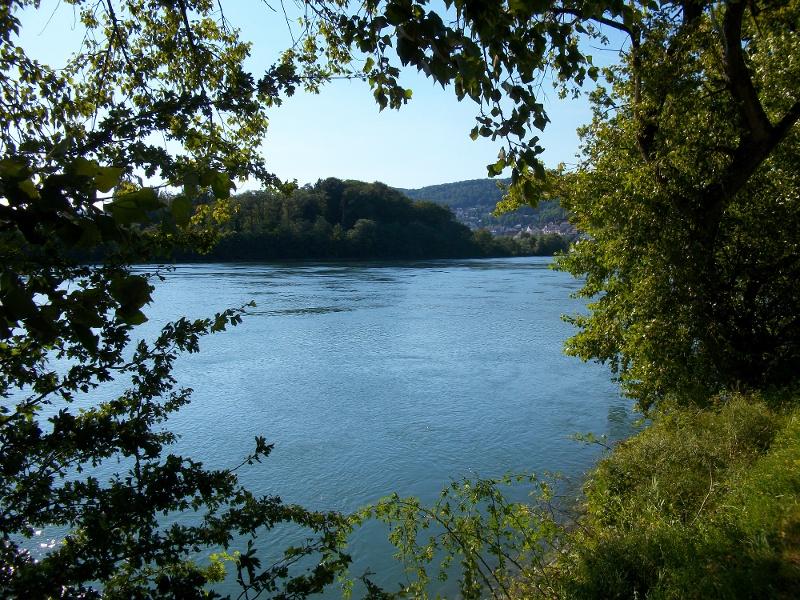 Waldshut-Tiengen: An Aare und Hochrhein