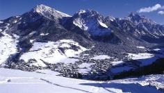 Winter walk:  San Vigilio - Passo Furcia