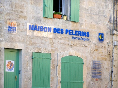 St-Gilles: Pilgerherberge