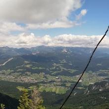 Panorama am Hohen Kalmberg