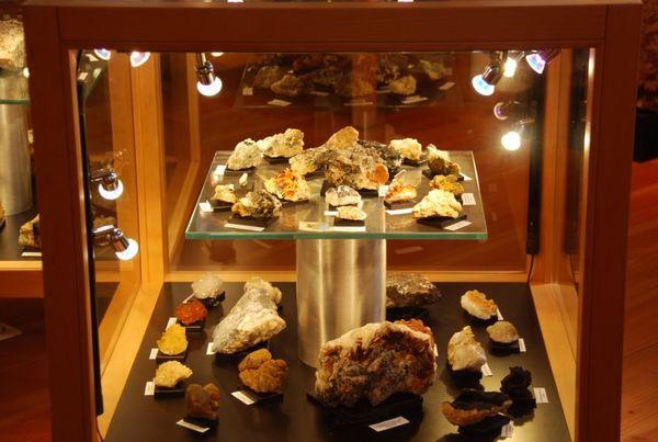 Mineralienmuseum Urberg
